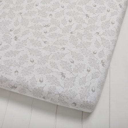 Little Green Sheep Woodland Fitted Sheets