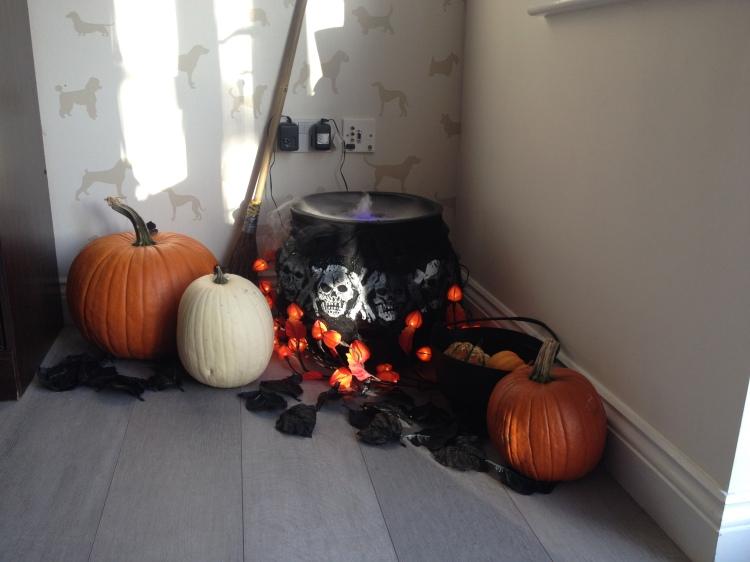Spooky Corner