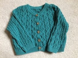 Marks & Spencer Green Cardigan