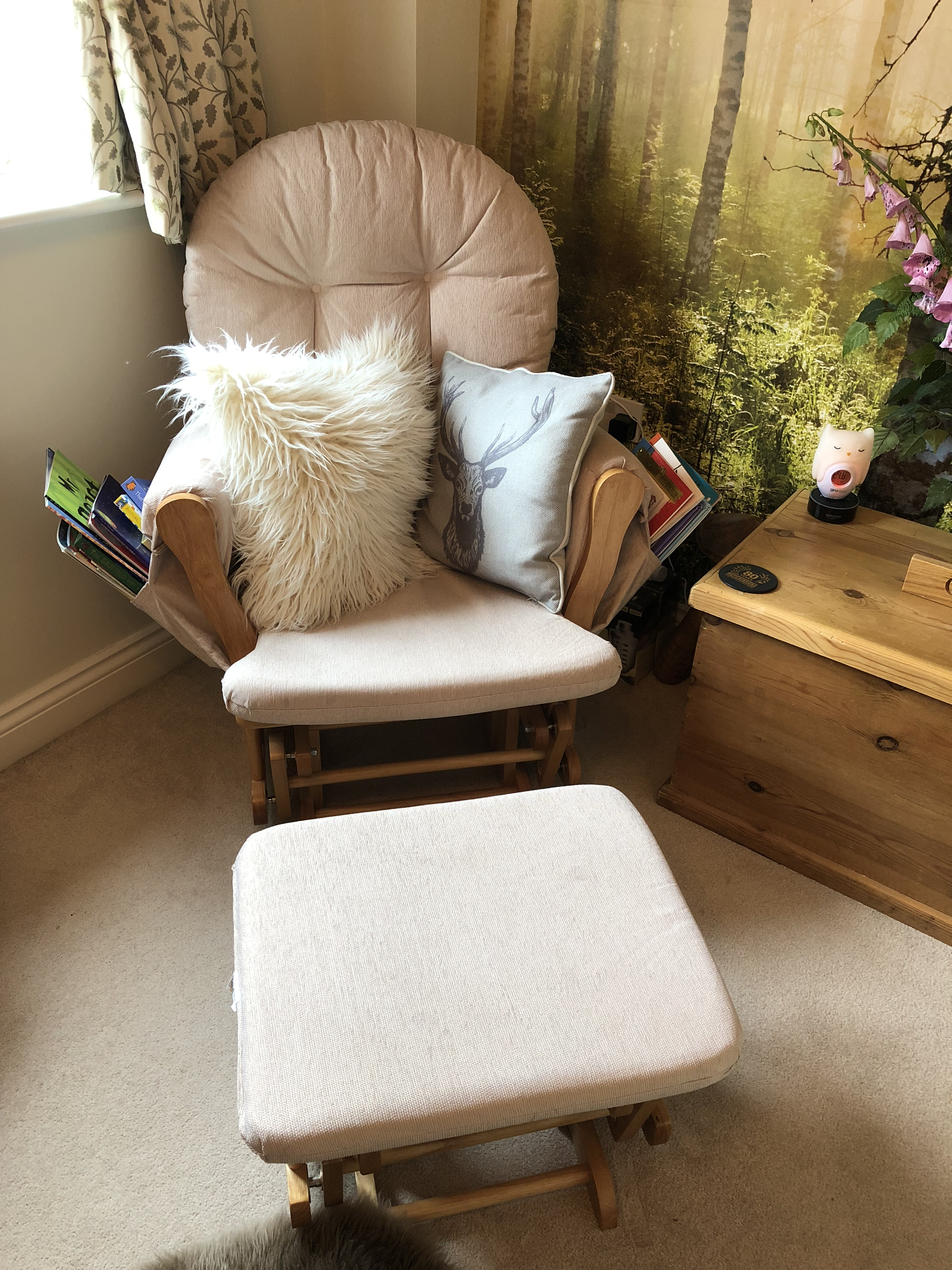 Nursing Chair from Smyths Toy Superstore