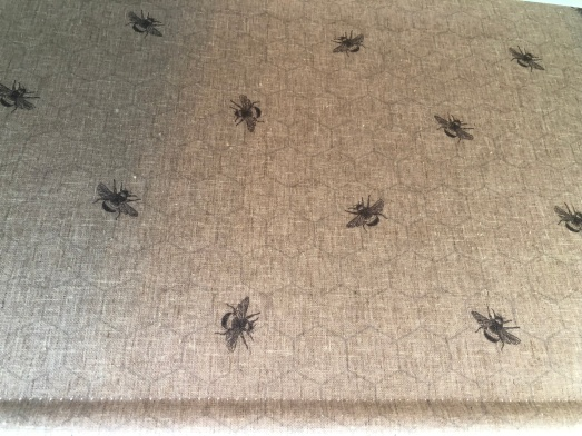 Dunelm Bee Black out Blinds