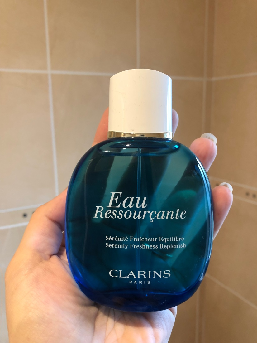 Clarins Eau Ressourcante Spray