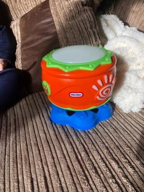 Little Tikes Drum
