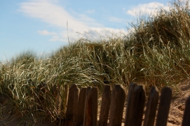Sand Dunes at Mablethorpe North End